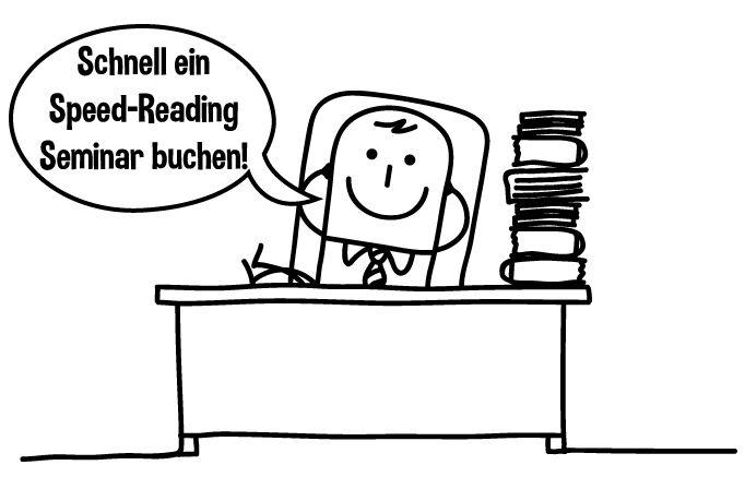 Schnell ein Speed Reading Seminar buchen